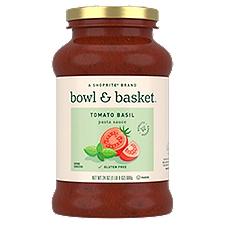 Bowl & Basket Pasta Sauce Tomato Basil, 24 Ounce