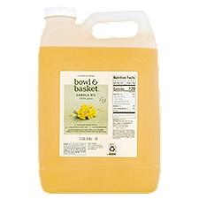 Bowl & Basket Canola Oil, 100% Pure, 2.5 Gallon