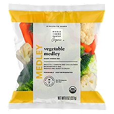 Wholesome Pantry Vegetable Medley, 8 Ounce