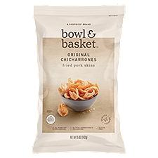 Bowl & Basket Chicharrones Original, 5 Ounce