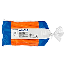 Wholesome Pantry Carrots Whole, 32 Ounce