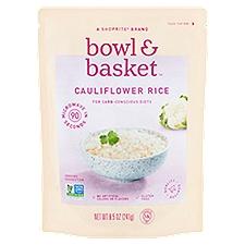 Bowl & Basket Cauliflower Rice, 8.5 Ounce