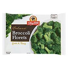 ShopRite Broccoli Florets, 16 Ounce