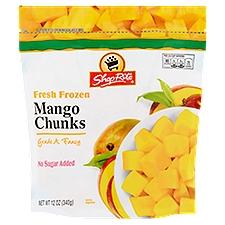 ShopRite Mango Chunks, 12 Ounce