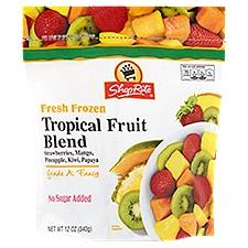ShopRite Tropical Blend, 12 Ounce