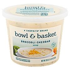 Bowl & Basket Broccoli Cheddar Soup, 20 Ounce
