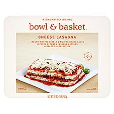 Bowl & Basket Lasagna, Cheese, 16 Ounce
