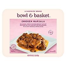 Bowl & Basket Chicken Marsala, 16 oz, 16 Ounce