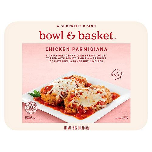 Bowl & Basket Chicken Parmigiana, 16 oz