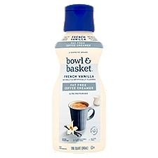 Bowl & Basket Coffee Creamer French Vanilla Fat Free, 1 Quart