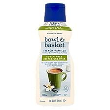 Bowl & Basket Coffee Creamer French Vanilla Sugar Free, 1 Quart