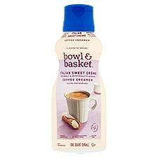 Bowl & Basket Coffee Creamer Italian Sweet Creme, 1 Quart