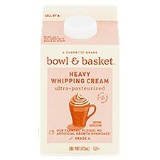 Bowl & Basket Cream Heavy Whipping, 1 Each
