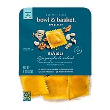 Bowl & Basket Specialty Ravioli Gorgonzola & Walnut, 9 Ounce