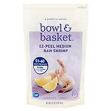 Bowl & Basket Raw Shrimp Ez-Peel Medium, 32 Ounce