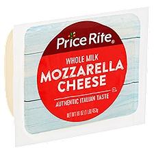 PriceRite Whole Milk Mozzarella, 16 Ounce