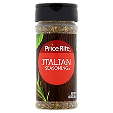 Price Rite Seasoning, Italian, 1.35 Ounce