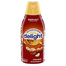 International Delight Hazelnut Gourmet Coffee Creamer, 48 Fluid ounce
