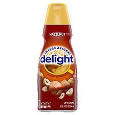 International Delight Hazelnut Gourmet Coffee Creamer, 32 Fluid ounce