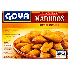 Goya Platanos Maduros Ripe Plantains, 11 Ounce
