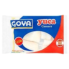 Goya Yuca Cassava, 24 Ounce