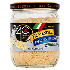 4C Grated Parmesan-Romano Cheese, 6 Ounce