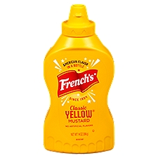 French's Yellow Mustard, 14 Ounce
