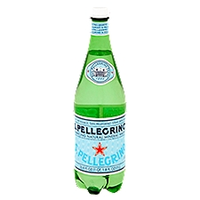 S. Pellegrino Sparkling Natural Mineral Water, 33.8 Fluid ounce