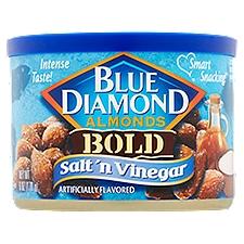 Blue Diamond Almonds Almonds - Bold Salt & Vinegar, 6 Ounce