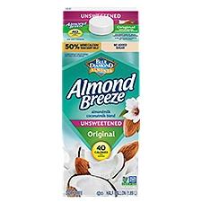 Blue Diamond Almonds Unsweetened Almond Milk/Coconut Milk Blend, 63.91 Fluid ounce