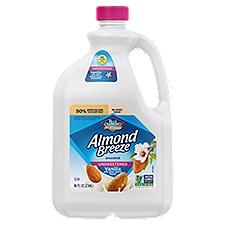 Blue Diamond Almonds Unsweetened Vanilla Almond Milk, 96 Fluid ounce