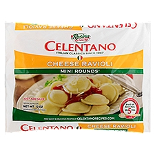 Celentano Celentano Mini-Cheese Ravioli, 12 Ounce