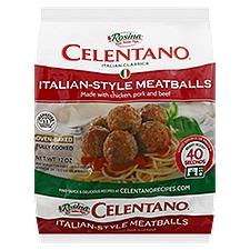 Celentano Italian-Style Meatballs, 12 Ounce