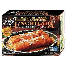 Amy's Enchilada - Organic Cheese, 9 Ounce
