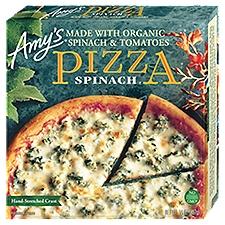 Amy's Pizza Spinach, 14 Ounce