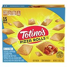 Totino's Combination Pizza Rolls, 7.5 Ounce