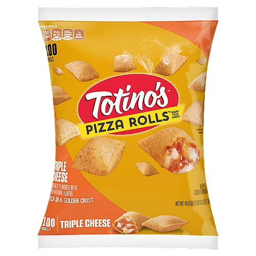 Totinos Triple Cheese 100Ct