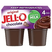 Jell-O Chocolate Pudding Snacks, 440 Gram