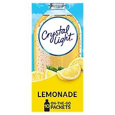 Crystal Light Natural Lemonade Drink Mix, 1.4 Ounce