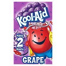 Kool-Aid Grape Unsweetened Drink Mix, 0.14 Ounce