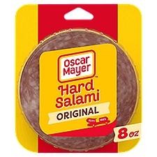 Oscar Mayer Hard Salami Cold Cuts, 8 Ounce