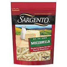 Sargento Mozzarella Traditional Cut Shredded Cheese, 8 Ounce