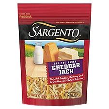 Sargento Cheddar Jack Fine Cut Shredded Cheese, 8 Ounce