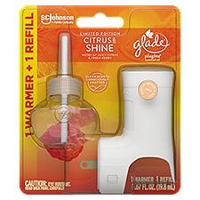 Glade Scented Oil Diffuser Citrus & Shine, 1 Each