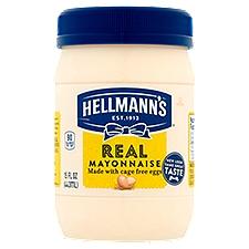 Hellmann's Real Mayonnaise, 15 Ounce