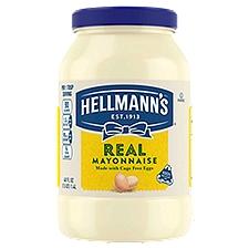 real mayonnaise, 48 Ounce
