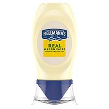 Hellmann's Squeeze Real Mayonnaise, 5.5 Ounce