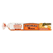 Thomas' Original English Muffins, 12 count, 26 Ounce