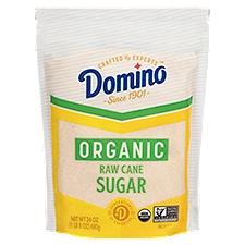 Domino Certified Organic Sugar, 24 Ounce