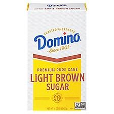 Domino Brown Sugar - Golden Light, 1 Pound